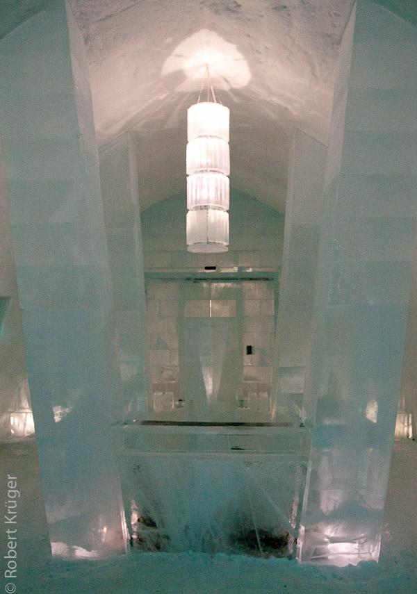 ICEHOTEL Foyer