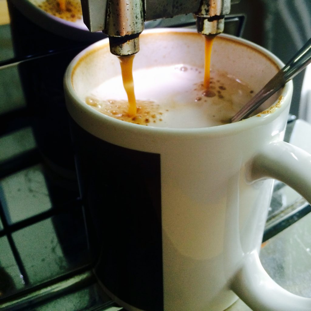 ohne Kaffee geht nix