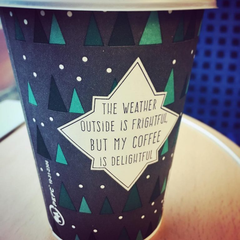 Instagram: Wetter, furchtbar.