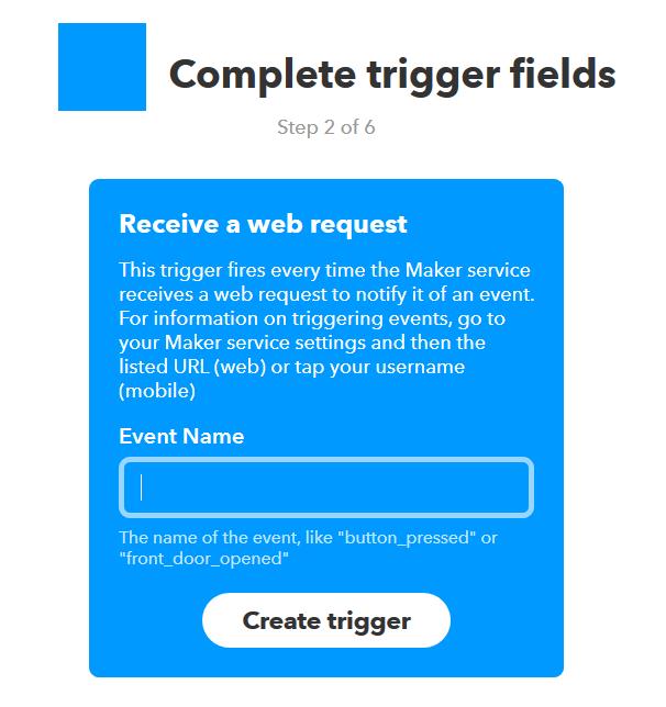 Create Trigger